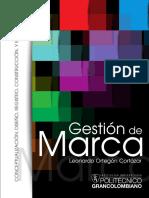 Libro Version Beta - Gestion de Marca -2014