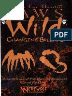 MET - Werewolf - Changing Breeds 3 (5034)