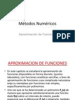 7 Aproximacion de Funciones.pptx