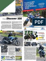 Bajaj Discover100 Ed99
