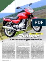 Bajaj Pulsar TEC Ed56