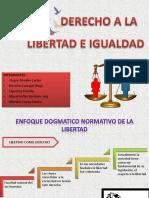 Grupo 1 Derecho a La Libertad e Igualdad