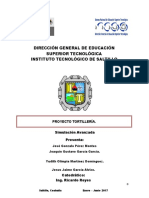 Proyecto Entregable tortilleria