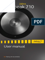 Jabra Speak 710 User Manual RevB En