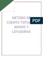 Nº14 Metodo de Cuenta Total de Mohos y Levaduras