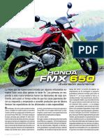 Honda FMX650 Ed59