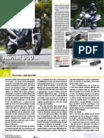 Honda Hornet Ed83