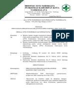 Sk Pencatatan Pemantauan Pelaporan Efek Samping Obat (Edit)