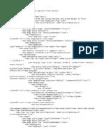 XML Graph Pivot Table