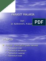 2. Epidemiologi Malaria