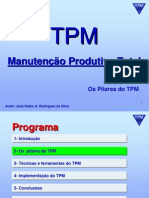 TPM - Total Productive Maintenace - Parte 2