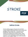 Pendukung Stroke