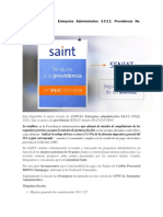 Disponible ANNUAL Enterprise Administrativo 9.0.3.2 Providencia No. SNAT-2017-0048