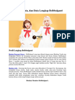 Profil, Biodata, Dan Data Lengkap Bolbbalgan4