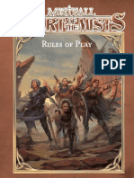 Mistfall Heart of the Mists rulebook