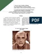 José de Jesús Caballero Mellado - Líder de la Microbiología de Suelos