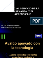 TIC en la Enseñana_Aprendizaje II