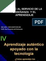 TIC en la Enseñana_Aprendizaje III