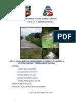 Informe Nº2 Hidraulica Fluvial