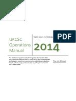 V 2.2 the UK Model UKCSC Full Doc