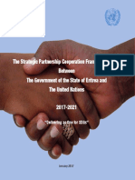 The Strategic Partnership Cooperation Framework 2017-2021