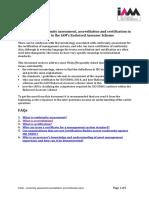 faqs-conformityassessmentaccreditationandcertification