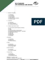Guidelines for Overhead Line Design