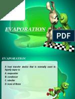 Evaporation Crystallization