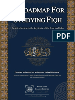 Roadmap for Studying Fiqh