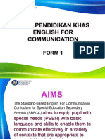 02Overview KSSM Pend Khas English for Communication
