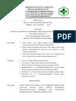 2.3.2.1 SK URAIAN TUGAS KEPALA PUSKESMAS, PENANGGUNGJAWAB PROGRAM DAN PELAKSANA KEGIATAN.docx