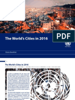 The Worlds Cities in 2016 Data Booklet