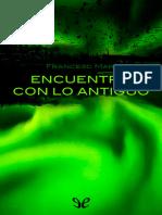Mari, Francesc - Encuentro con lo antiguo [33587] (r1.0).epub