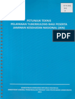 Petunjuk Teknis Pelayanan Tuberkulosis 2015