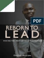 Reborn to Lead - Emeka Anslem