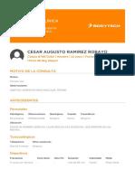 Bodytech Evaluacion Clinica