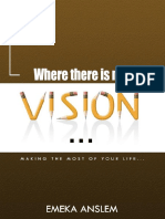 Where There is No Vision - Emeka Anslem