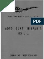 Guzzi 65 Manual Usuario 2569