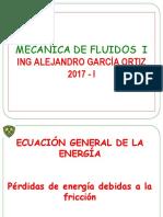 Mfluidos Ecuacion General de La Energia