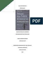 Resensi Hukum Dan Politik di Indonesia