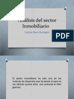 Análisis Del Sector Inmobiliario