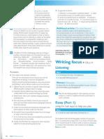 Soluciones Inversiones, Writing y Review Unit 1