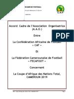 Aao- Cameroun 2019