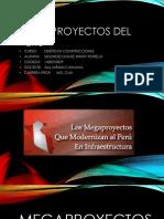 Megaproyectos Del Perú