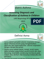 Renewing Diagnosis and Classification of Asthma in Children