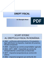 Drept Fiscal