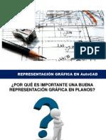Representacion Grafica en Autocad