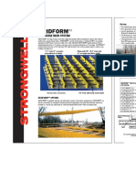 Copy of Strongwell Gridform Design Guide