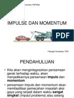 Impulse Dan Momentum