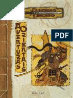 D&D 3E - Aventuras Orientais